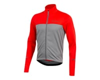 Image 1 for Pearl Izumi Quest Thermal Jersey (Torch Red/Smoked Pearl) (2XL)
