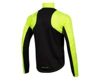 Image 2 for Pearl Izumi Elite Pursuit Hybrid Jacket (Screaming Yellow/Black) (M)