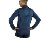 Image 3 for Pearl Izumi Elite Escape Convertible Jacket (Navy) (XL)