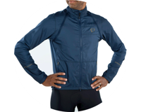 Image 4 for Pearl Izumi Elite Escape Convertible Jacket (Navy) (XL)