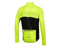 Image 2 for Pearl Izumi Elite Escape Convertible Jacket (Screaming Yellow/Black) (S)
