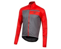 Pearl Izumi Elite Escape Barrier Jacket (Torch Red/Smoke Pearl)