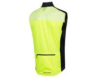 Image 2 for Pearl Izumi ELITE Escape Barrier Vest (Screaming Yellow/Black) (2XL)