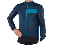 Image 4 for Pearl Izumi Select Barrier Jacket (Navy/Teal) (S)