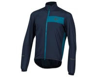 Image 1 for Pearl Izumi Select Barrier Jacket (Navy/Teal) (XL)