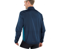 Image 3 for Pearl Izumi Select Barrier Jacket (Navy/Teal) (XS)