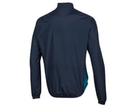 Image 2 for Pearl Izumi Select Barrier Jacket (Navy/Teal) (2XL)