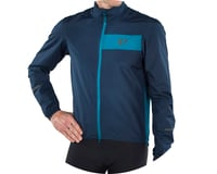 Image 4 for Pearl Izumi Select Barrier Jacket (Navy/Teal) (2XL)
