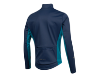 Image 2 for Pearl Izumi Quest AmFIB Jacket (Navy/Teal) (S)