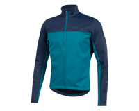 Image 1 for Pearl Izumi Quest AmFIB Jacket (Navy/Teal) (2XL)