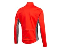 Image 2 for Pearl Izumi Quest AmFIB Jacket (Torch Red/Smoked Pear) (L)