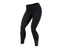 Image 1 for Pearl Izumi Women's Pursuit Cycle Thermal Tight (Black) (XL)