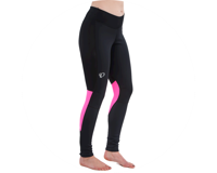 Image 3 for Pearl Izumi Women's Elite Escape AmFIB Tight (Black/Screaming Pink) (XS)