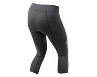 Image 2 for Pearl Izumi Women's Sugar Thermal Cycling 3/4 Tight (Black) (L)