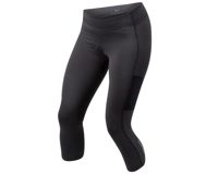 Image 1 for Pearl Izumi Women's Sugar Thermal Cycling 3/4 Tight (Black) (XL)