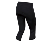 Image 2 for Pearl Izumi Women's Select Escape Cycle 3/4 Tight (Black Phyllite Texture) (XL)