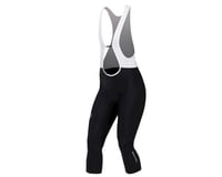 Pearl Izumi Women's Pursuit Attack 3/4 Cycle Bib Tight (Black)