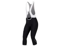Image 1 for Pearl Izumi Women's Pursuit Attack 3/4 Cycle Bib Tight (Black) (S)