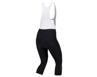 Image 2 for Pearl Izumi Women's Pursuit Attack 3/4 Cycle Bib Tight (Black) (S)