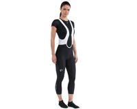 Image 4 for Pearl Izumi Women's Pursuit Attack 3/4 Cycle Bib Tight (Black) (S)