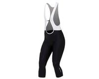 Image 1 for Pearl Izumi Women's Pursuit Attack 3/4 Cycle Bib Tight (Black) (XL)