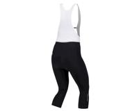 Image 2 for Pearl Izumi Women's Pursuit Attack 3/4 Cycle Bib Tight (Black) (XS)