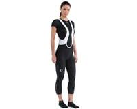 Image 4 for Pearl Izumi Women's Pursuit Attack 3/4 Cycle Bib Tight (Black) (XS)
