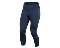 Image 1 for Pearl Izumi Women's Studio 3/4 Tight (Navy Phyllite) (S)