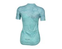Image 2 for Pearl Izumi Women's Elite Pursuit Short Sleeve Jersey (Glacier/Teal Kimono) (L)