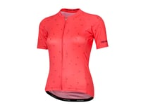 Image 1 for Pearl Izumi Women's Elite Pursuit Short Sleeve Jersey (Atomic Red) (2XL)