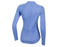 Image 2 for Pearl Izumi Women's Select Pursuit Long Sleeve Jersey (Lavender/Eventide) (S)