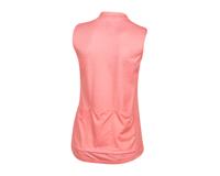 Image 2 for Pearl Izumi Women's Select Escape Sleeveless Graphic Jersey (Sugar Coral Kimono) (XL)