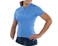 Image 4 for Pearl Izumi Women's Select Pursuit Short Sleeve Jersey (Lavender/Eventide) (XS)