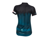 Image 2 for Pearl Izumi Women's Select Pursuit Short Sleeve Jersey (Homestate) (M)