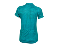 Image 2 for Pearl Izumi Women's Select Pursuit Short Sleeve Jersey (Breeze/Teal Kimono) (XL)