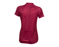 Image 2 for Pearl Izumi Women's Select Pursuit Short Sleeve Jersey (Beet Red Wish) (L)