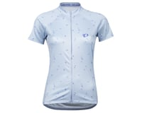 Image 1 for Pearl Izumi Women's Select Pursuit Short Sleeve Jersey (Eventide/Lavender Wish) (M)