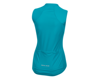 Image 2 for Pearl Izumi Women's Select Pursuit Sleeveless Jersey (Breeze/Teal) (2XL)