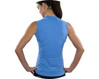 Image 3 for Pearl Izumi Women's Select Pursuit Sleeveless Jersey (Lavender/Eventide) (XS)