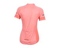 Image 2 for Pearl Izumi Women's Select Escape Short Sleeve Jersey (Sugar Coral/Peach) (XL)