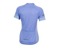 Image 2 for Pearl Izumi Women's Select Escape Short Sleeve Jersey (Lavender/Eventide) (2XL)