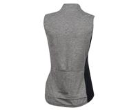 Image 2 for Pearl Izumi Women's Select Escape Sleeveless Jersey (Grey/Black (L)