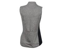 Image 2 for Pearl Izumi Women's Select Escape Sleeveless Jersey (Grey/Black (2XL)