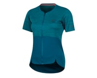 Image 1 for Pearl Izumi Women's Symphony Jersey (Teal/Breeze) (S)