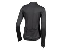 Image 2 for Pearl Izumi Women's PRO Merino Thermal Jersey (Phantom) (XS)