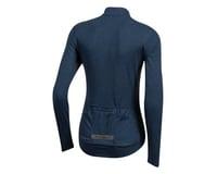 Image 2 for Pearl Izumi Women's PRO Merino Thermal Jersey (Navy) (L)