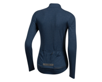Image 2 for Pearl Izumi Women's PRO Merino Thermal Jersey (Navy) (M)