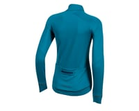 Image 2 for Pearl Izumi Women's Attack Thermal Jersey (Teal) (S)