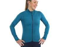 Image 3 for Pearl Izumi Women's Attack Thermal Jersey (Teal) (S)