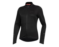 Image 1 for Pearl Izumi Women's Quest Thermal Jersey (Black) (XL)